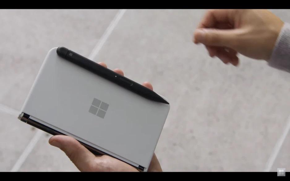 Microsoft Surface Duo 2 stylus