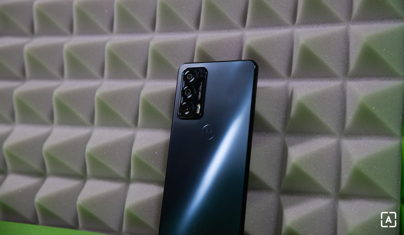 recenzia Motorola edge 20 fotoaparat