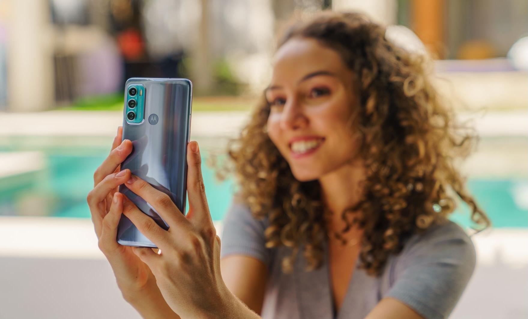 Motorola moto g60 fotoaparat