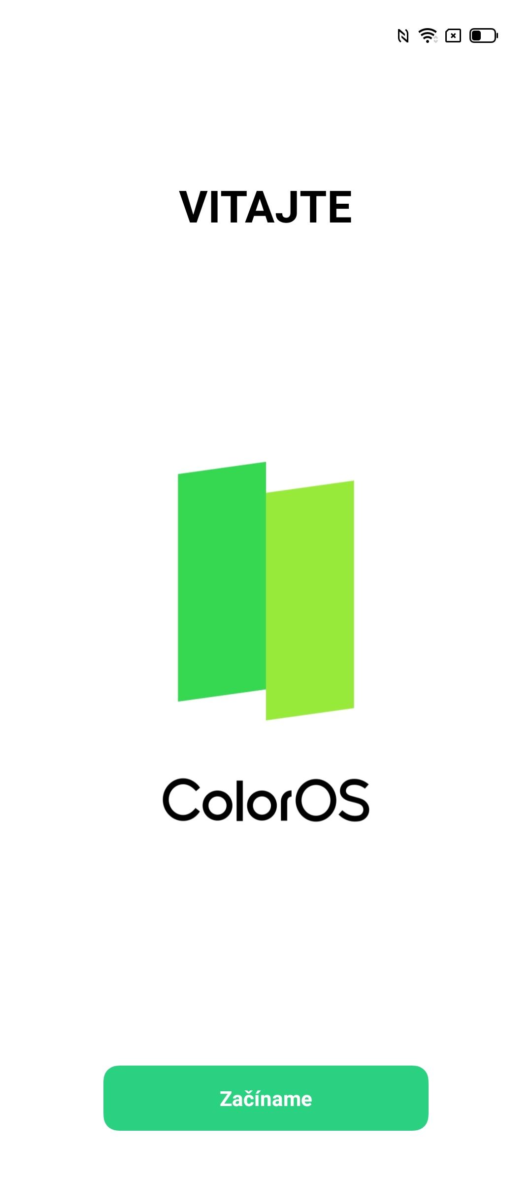 OPPO Reno 5Z ColorOS 11