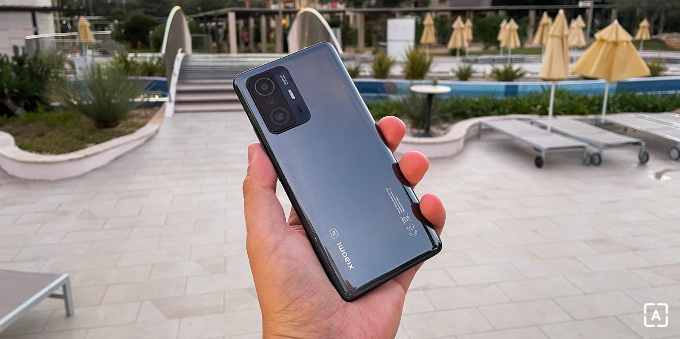 Xiaomi 11T Pro fotoaparat