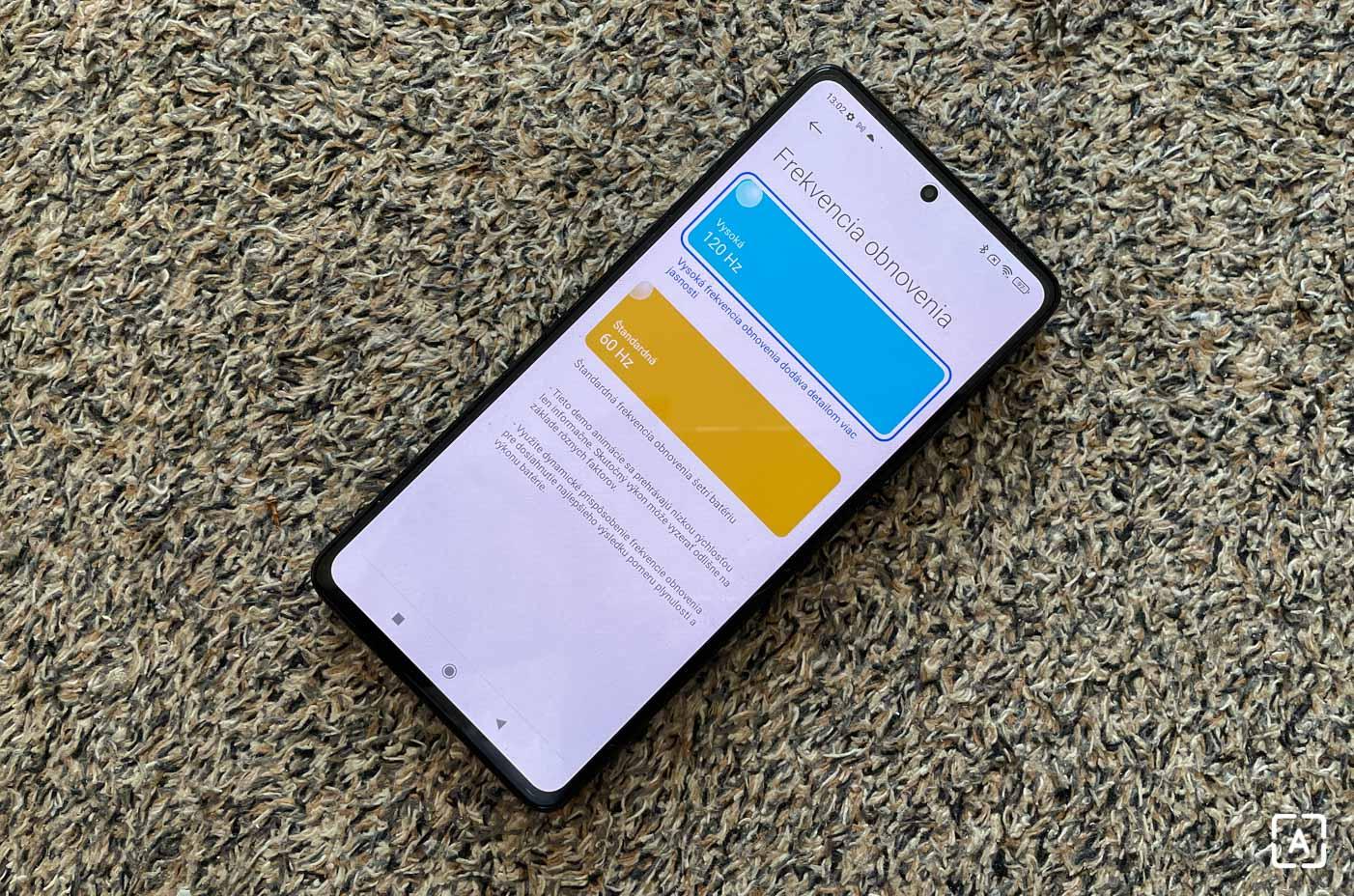 Xiaomi 11T Pro display