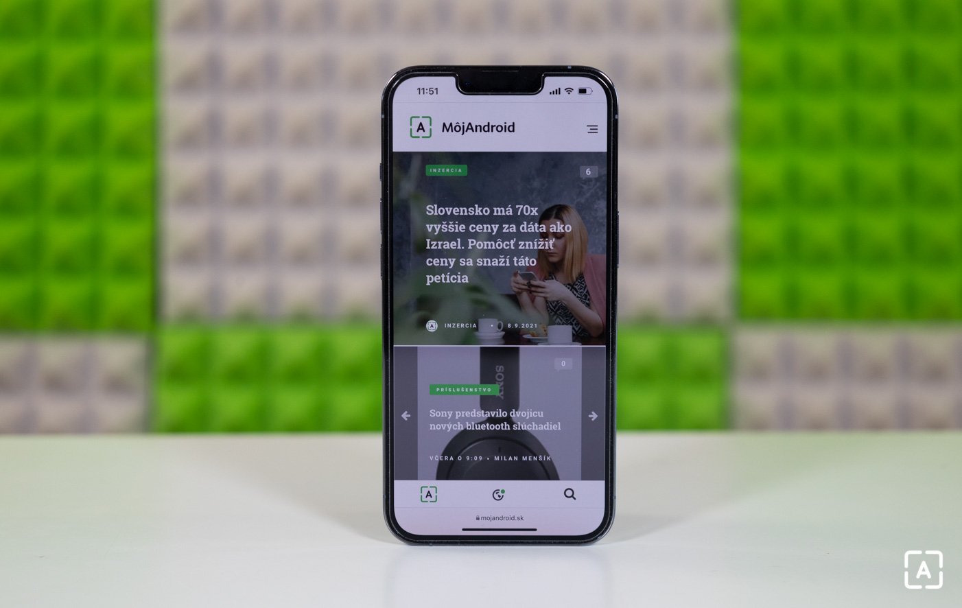 Apple iPhone 13 Pro MojAndroid