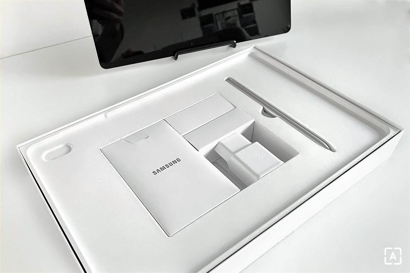 Samsung Galaxy Tab S7 FE 5G balenie