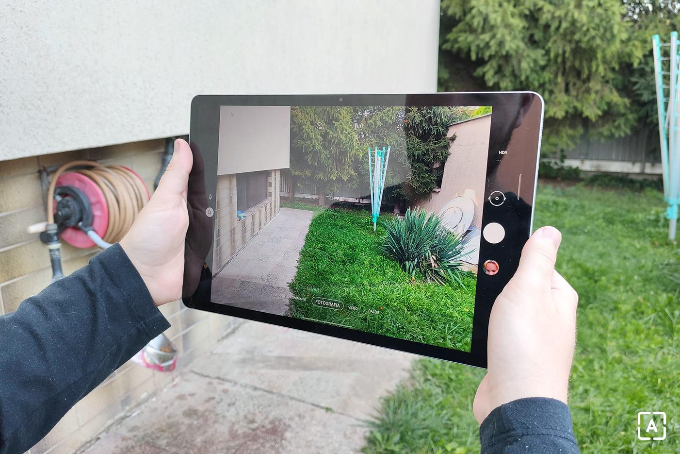 Samsung Galaxy Tab S7 FE 5G fotoaparát