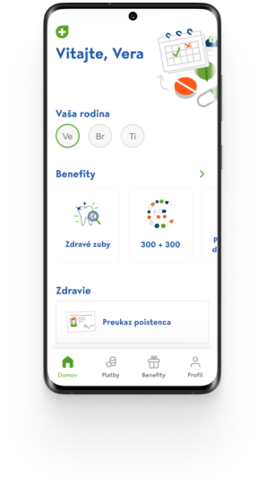 mobilna aplikacia dovera