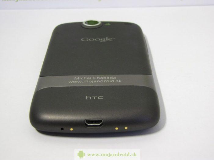 Google Nexus One - MojAndroid.sk