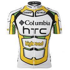 Team HTC Columbia tricko