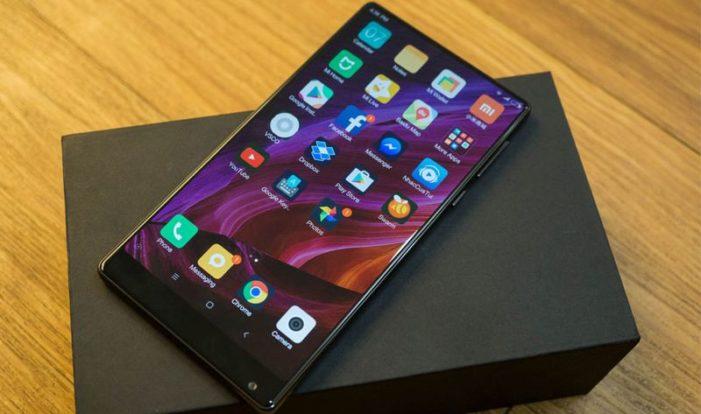 Xiaomi Mi Mix svojho času držalo rekord za najlepší pomer displeja ku prednej stene