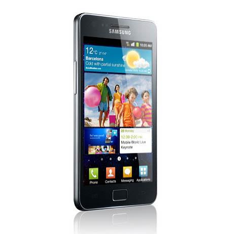 Samsung Galaxy S2 - Android telefón