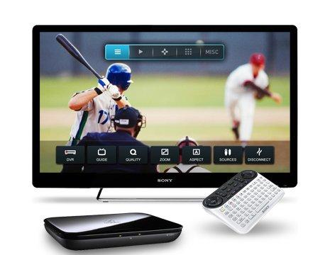 Let us entertain you -- with Slingplayer What does it mean to have the best TV experience?