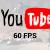 YouTube uviedol živé streamovanie videa s kvalitou 60 FPS