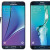 Vzhľad smartfónov Samsung Galaxy Note 5 a S6 Edge+ potvrdený známym @evleaks